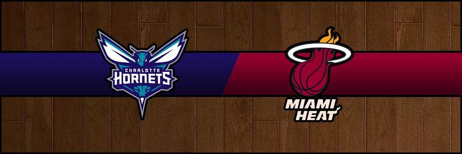 Hornets vs Heat Result Basketball Score