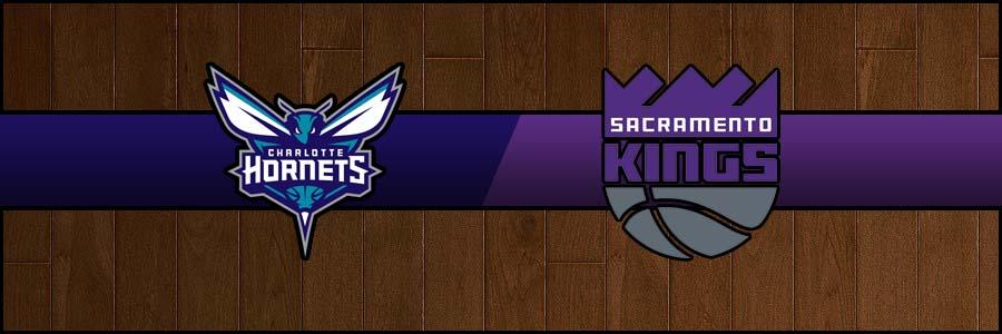 Hornets @ Kings Result Wednesday Basketball Score