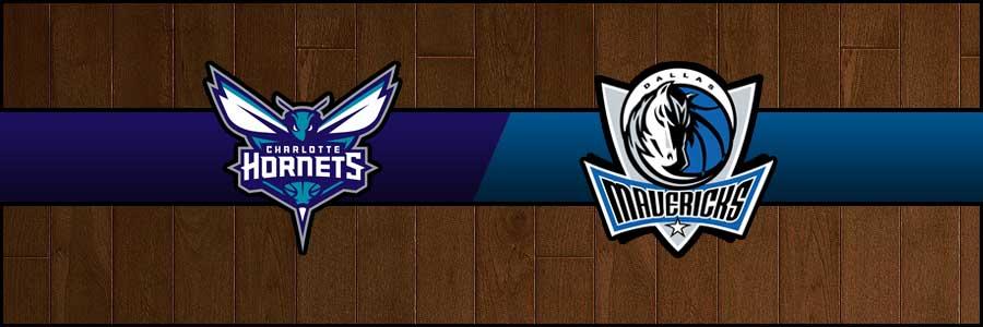 Hornets vs Mavericks Result Basketball Score