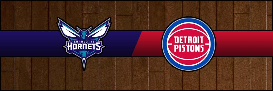Hornets vs Pistons Result Basketball Score