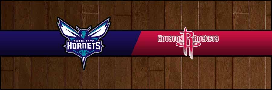 Hornets vs Rockets Result Basketball Score