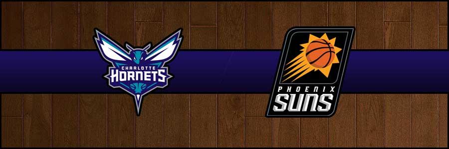 Hornets vs Suns Result Basketball Score