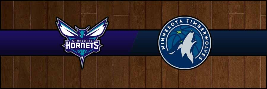 Hornets vs Timberwolves Result Basketball Score