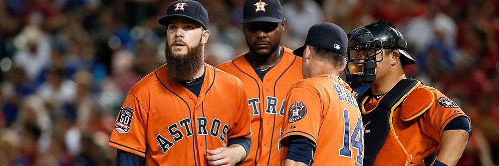 LA Angels at Houston Astros Expert MLB Odds Pick