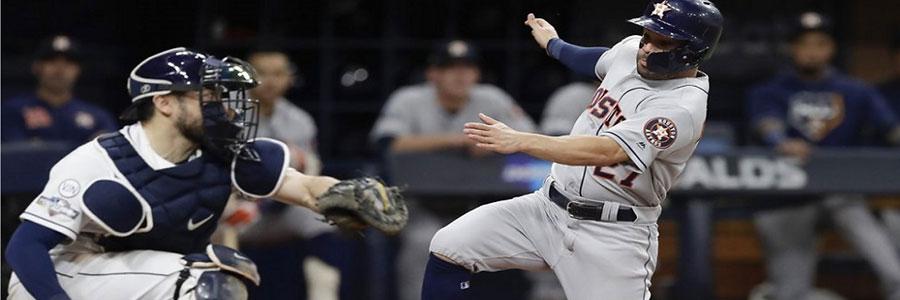 Astros vs Yankees 2019 ALCS Game 4 Odds, Preview & Expert Pick