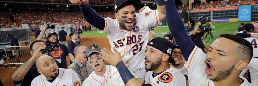 Astros at Dodgers World Series Odds & MLB Betting Pick for Game 1