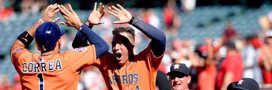 Astros Looking For Wake-Up Call Against Visiting Division Rival A's