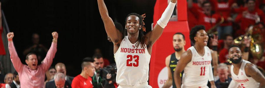 IS Houston a safe NCAAB betting pick vs Utah State?