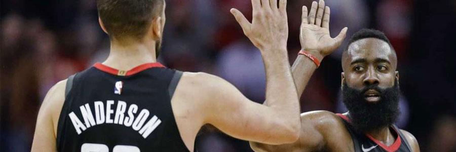 Thursday Night NBA Betting Lines & Pick: Rockets vs. Spurs