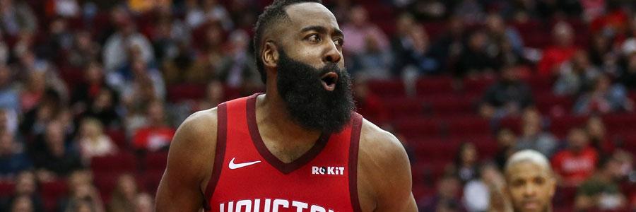 Rockets vs Warriors NBA Lines & Betting Analysis