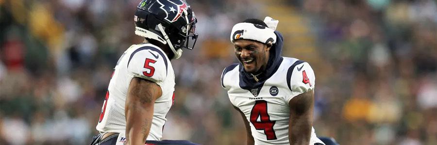 Lions vs Texans 2019 NFL Preseason Week 2 Lines, Analysis & Prediction