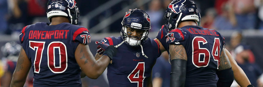 Texans at Redskins NFL Week 11 Odds & Expert Preview