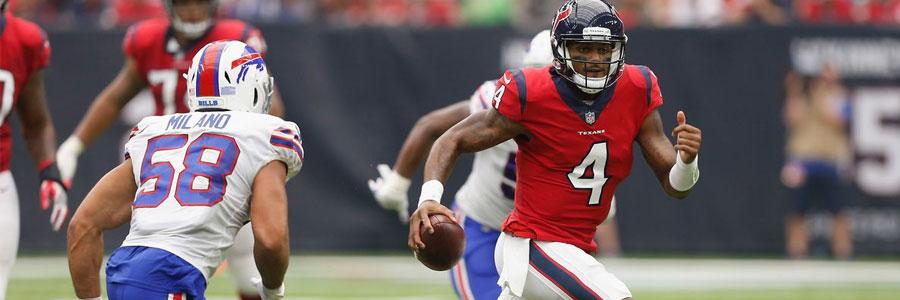 Texans vs Jaguars NFL Week 7 Spread, Prediction & Pick