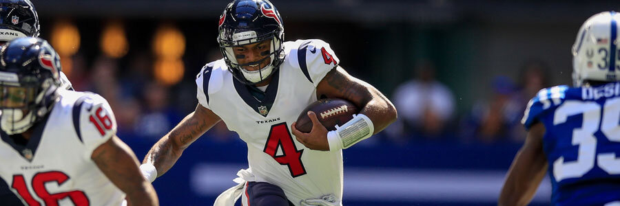 Are the Texans a safe bet for NFL Week 5?