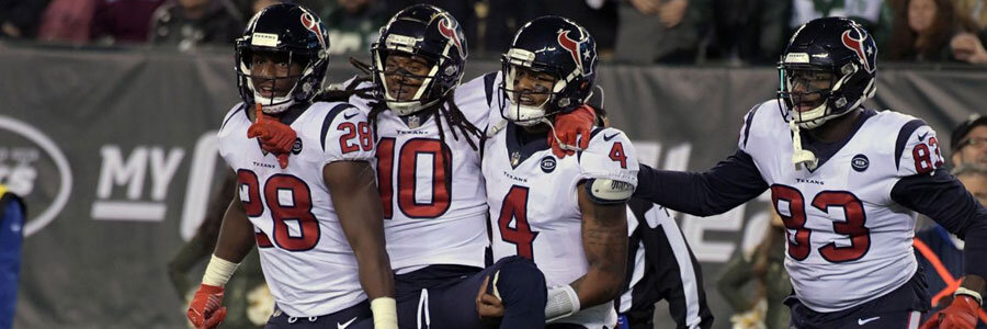 Texans vs Eagles NFL Week 16 Odds & Game Preview