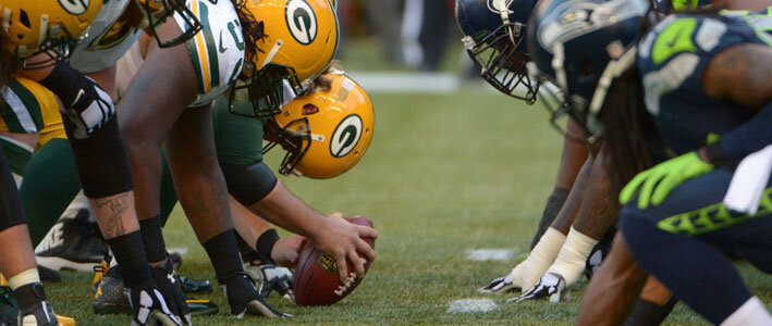 Green Bay Packers vs Seattle Seahawks