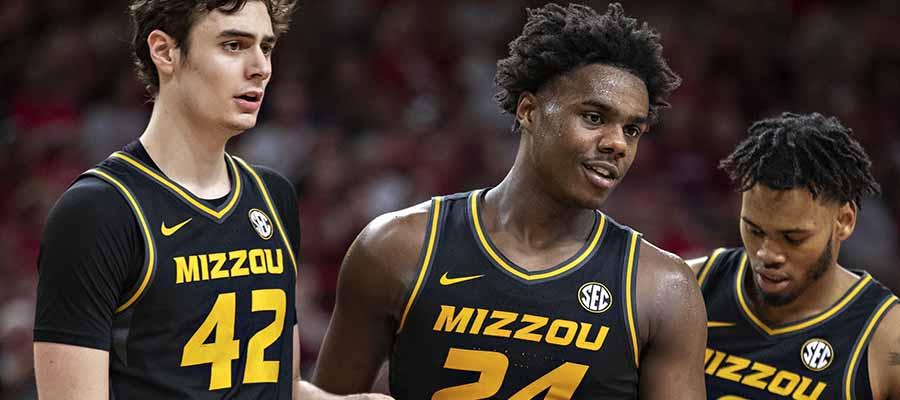 #9 Missouri vs #8 Oklahoma NCAA Tournament Round 1