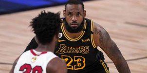 Heat vs. Lakers