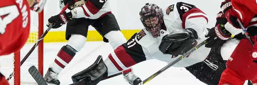 Hurricanes vs Coyotes 2020 NHL Betting Lines & Game Preview