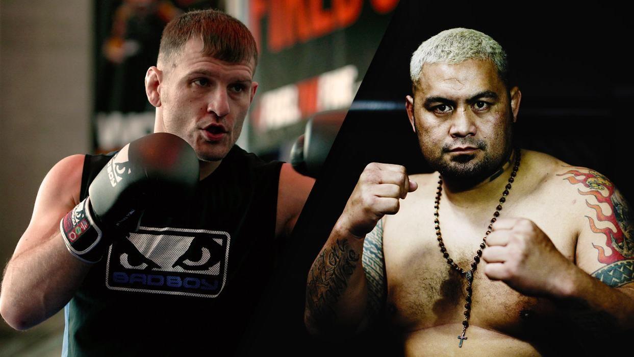 Miocic-Hunt 2015 UFC