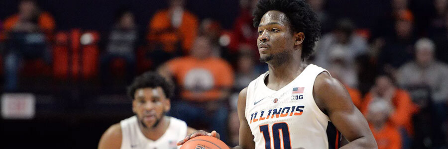 Is Illinois a secure bet in the Big Ten Tournament?