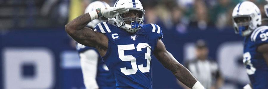 Jaguars vs Colts 2019 NFL Week 9 Lines, Analysis & Prediction