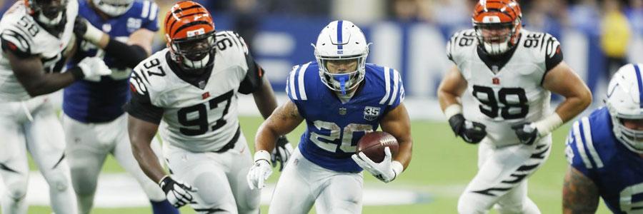 Colts at Redskins NFL Week 2 Odds & Prediction