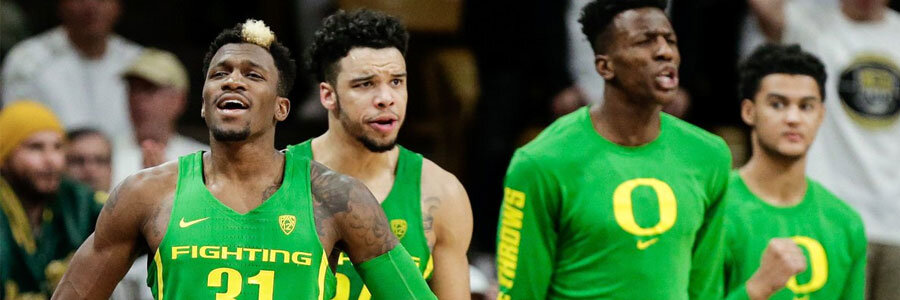 Iona vs Oregon March Madness Odds, Betting Pick & TV Info