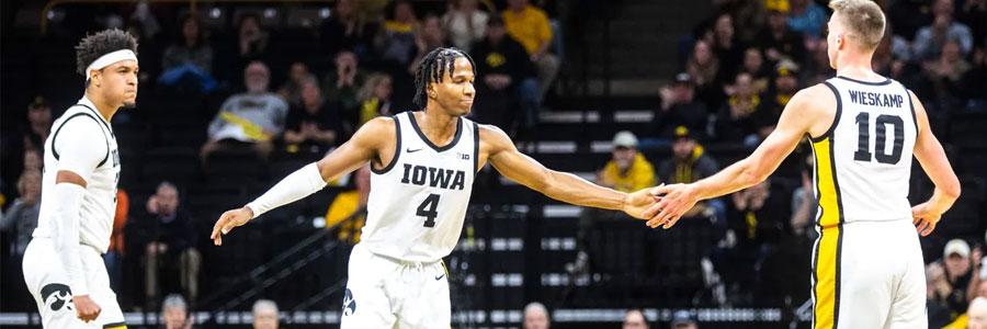 Michigan vs Iowa 2020 College Basketball Spread, Game Preview & Pick