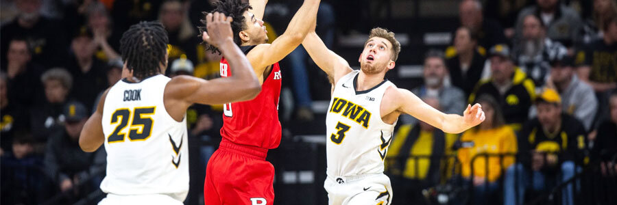 Iowa vs Wisconsin NCAAB Betting Odds & Game Preview