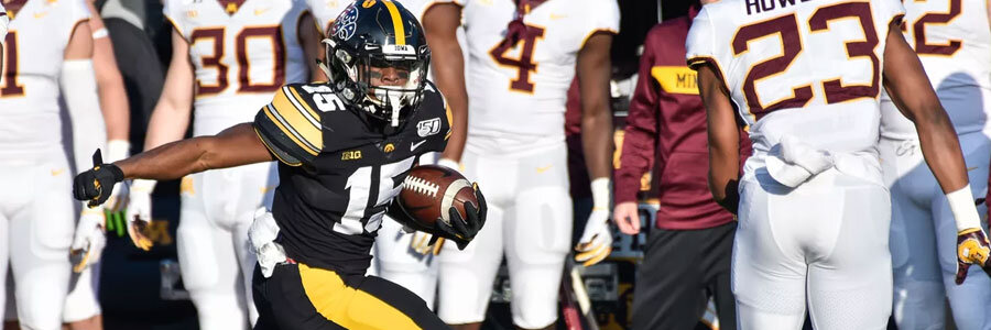 Illinois vs Iowa 2019 College Football Week 13 Spread & Game Info