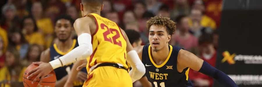 Iowa State vs West Virginia 2020 College Basketball Lines & Game Info