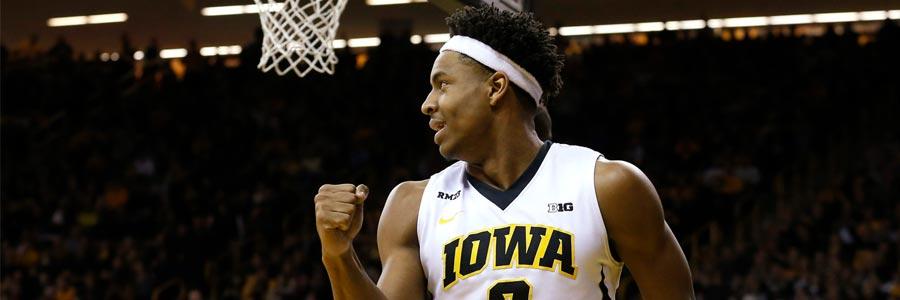 Iowa State at Iowa Lines, Free Pick & TV Info
