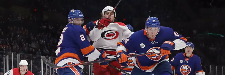 Islanders vs Hurricanes Stanley Cup Playoffs Odds & Game 4 Preview