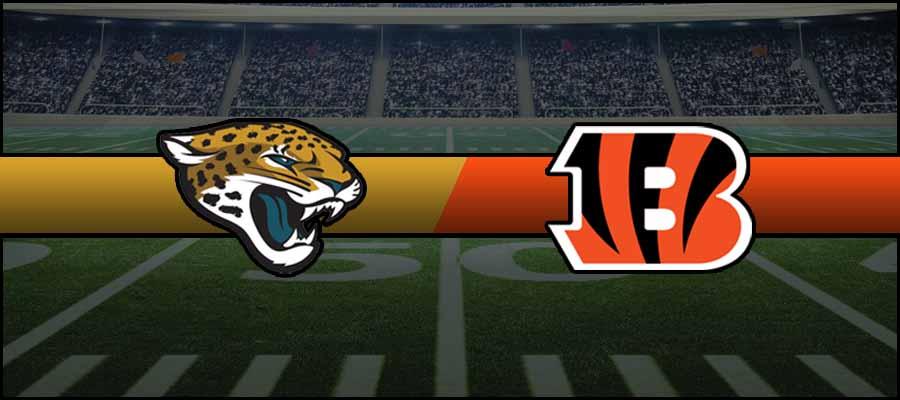 Jaguars vs Bengals Result NFL Score