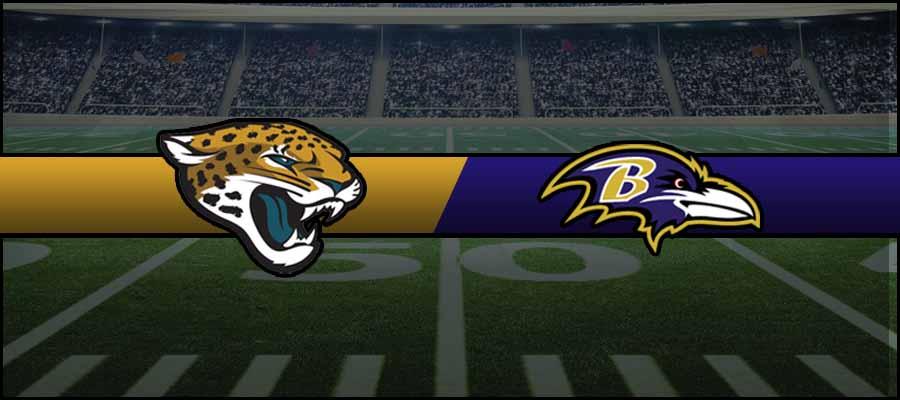 Jaguars vs Ravens Result NFL Score