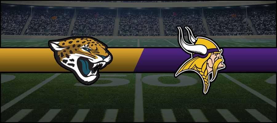 Jaguars vs Vikings Result NFL Score
