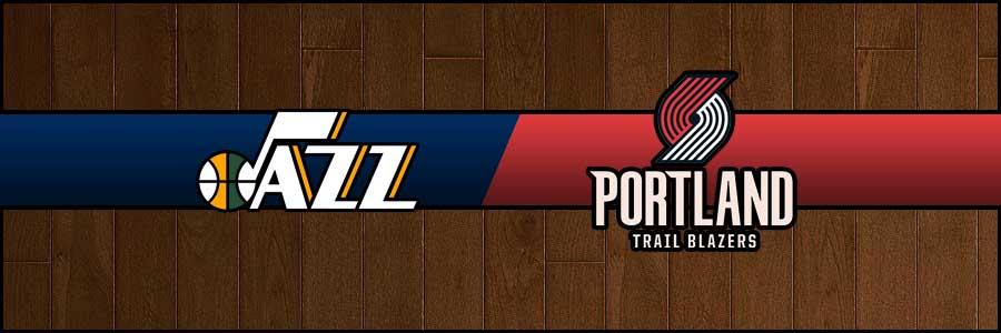 Jazz vs Blazers Result Basketball Score