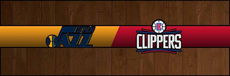 Jazz vs Clippers Result Basketball Score