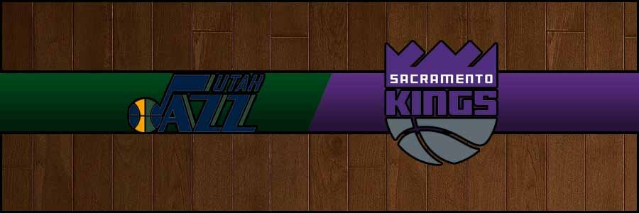 Jazz @ Kings Result Friday Basketball Score
