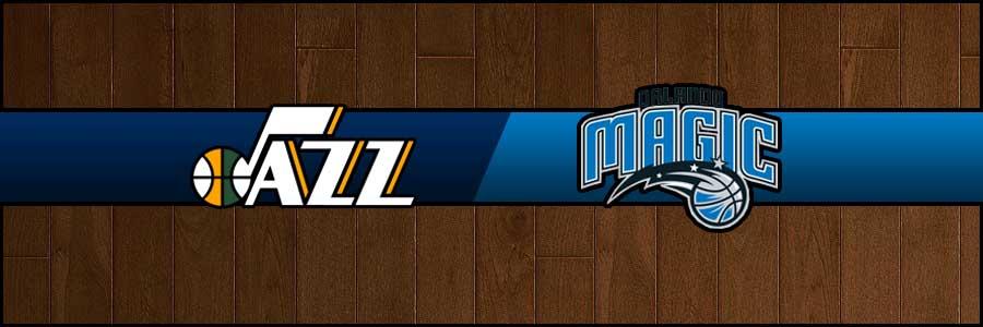 Jazz vs Magic Result Basketball Score