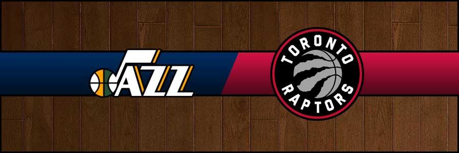 Jazz vs Raptors Result Basketball Score