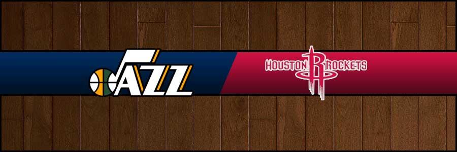 Jazz vs Rockets Result Basketball Score