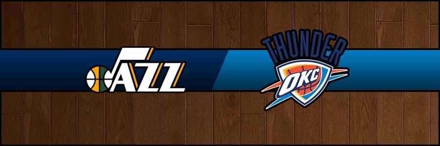 Jazz vs Thunder Result Basketball Score