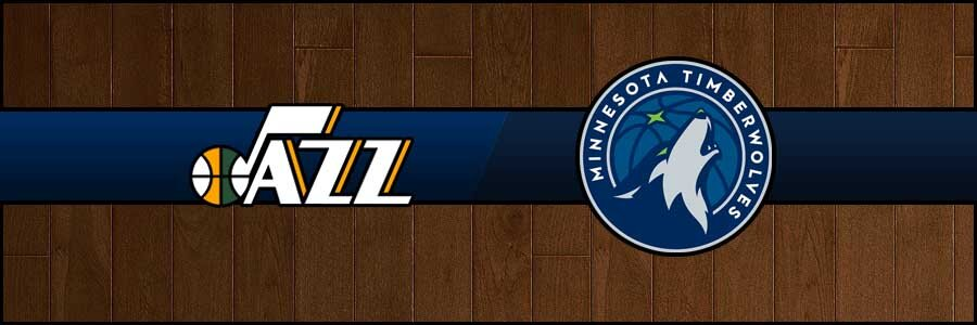 Jazz vs Timberwolves Result Basketball Score