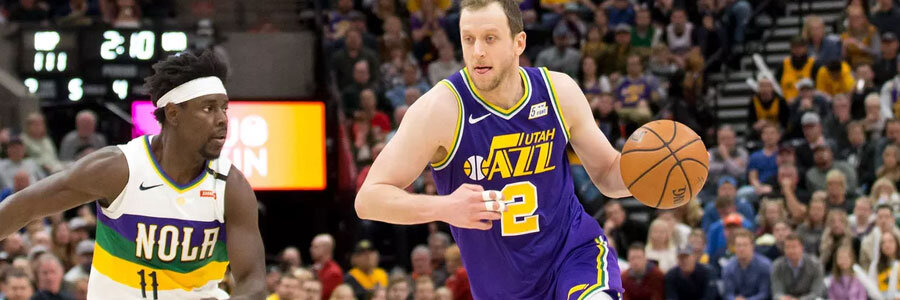 Jazz vs Pelicans NBA Odds, Game Preview & Prediction