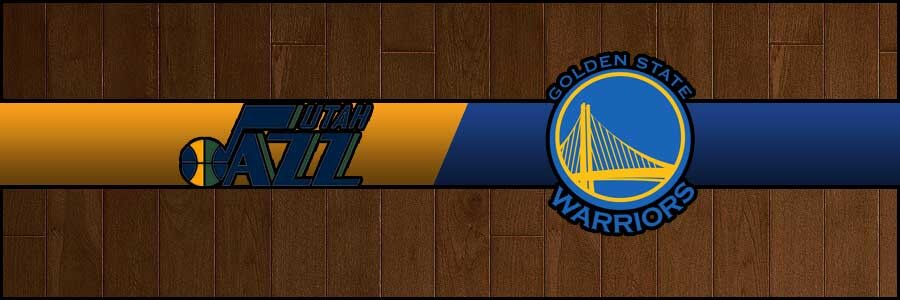 Jazz vs Warriors Result Basketball Score