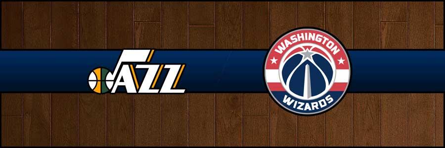 Jazz vs Wizards Result Basketball Score