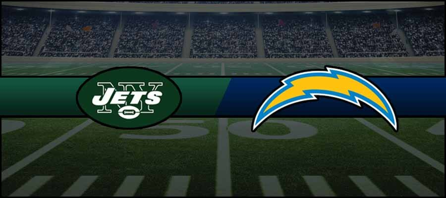 Jets vs Chargers Result NFL Score