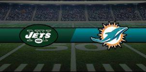 Jets vs Dolphins Result NFL Score